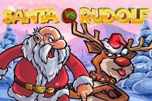 Santa vs Rudolf review