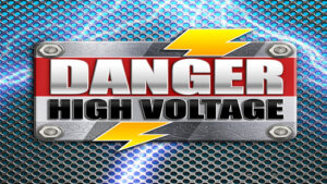 Danger High Voltage review