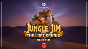 Jungle Jim and the Lost Sphinx review